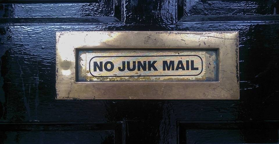 How to Stop the Unwanted (and wasteful) Junk Mail