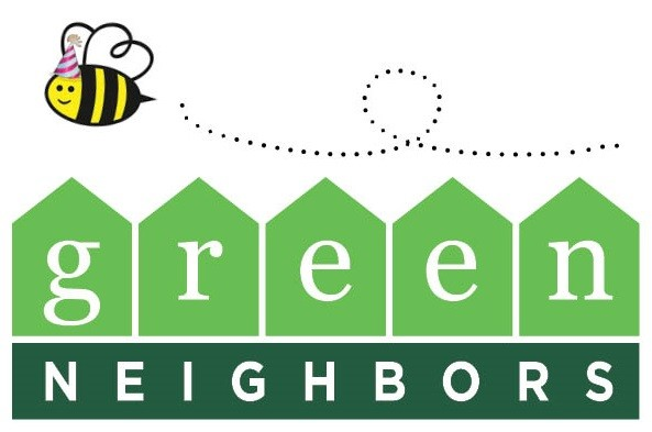 We're Abuzz about the Green Neighbors Birthday Party