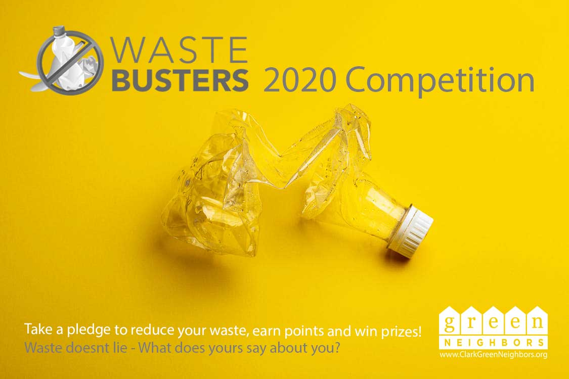 WasteBusters yellow bottle 2