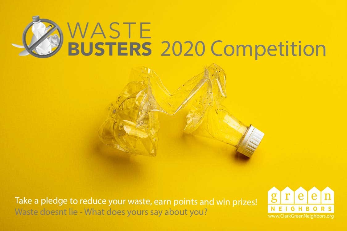 WasteBusters 2020: What does our waste say about us?