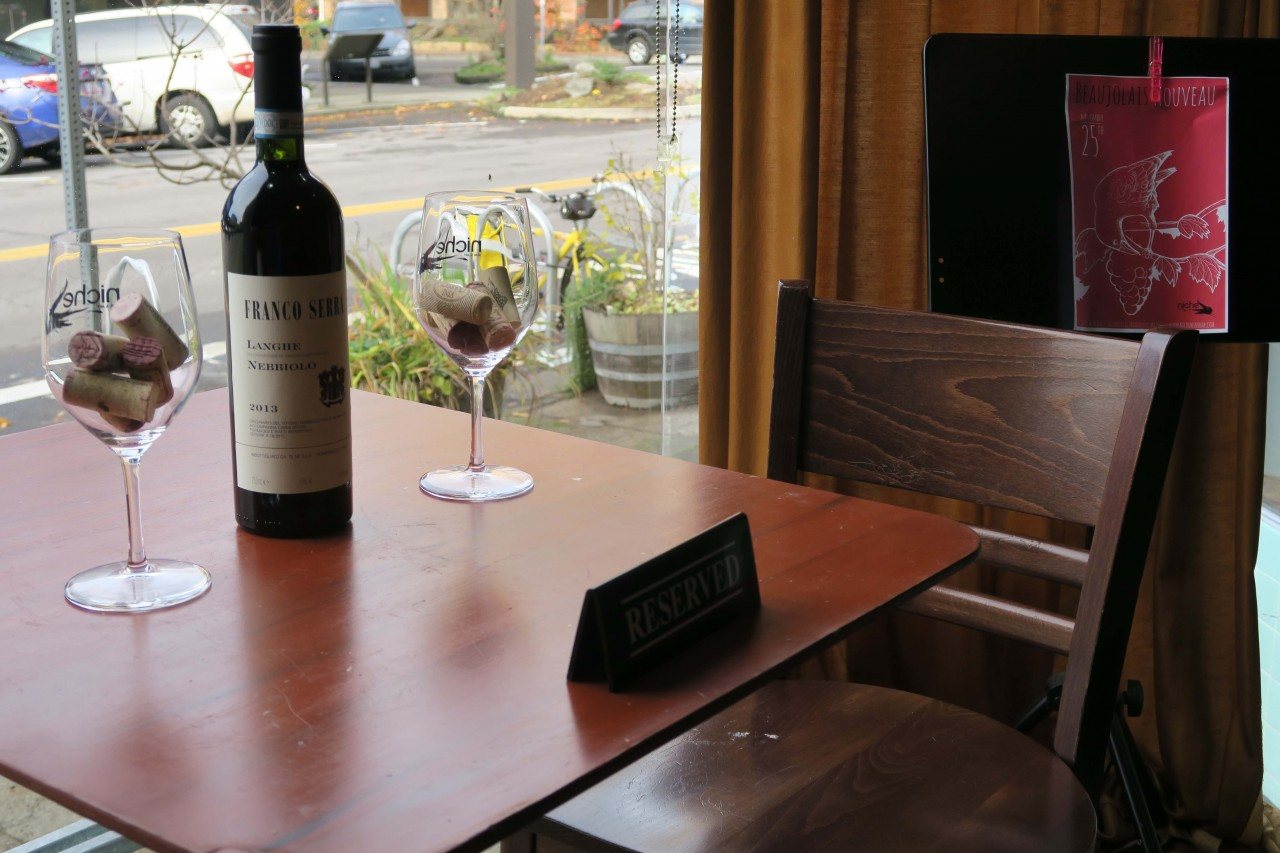 Green Business Spotlight: Niche Wine Bar