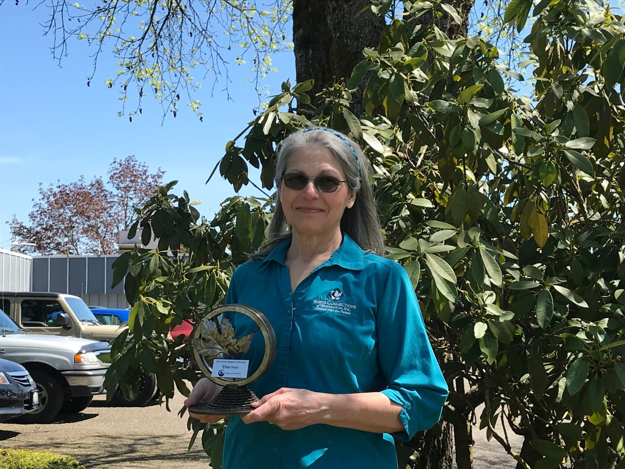 Green Neighbor of the Year: Ellen Ives